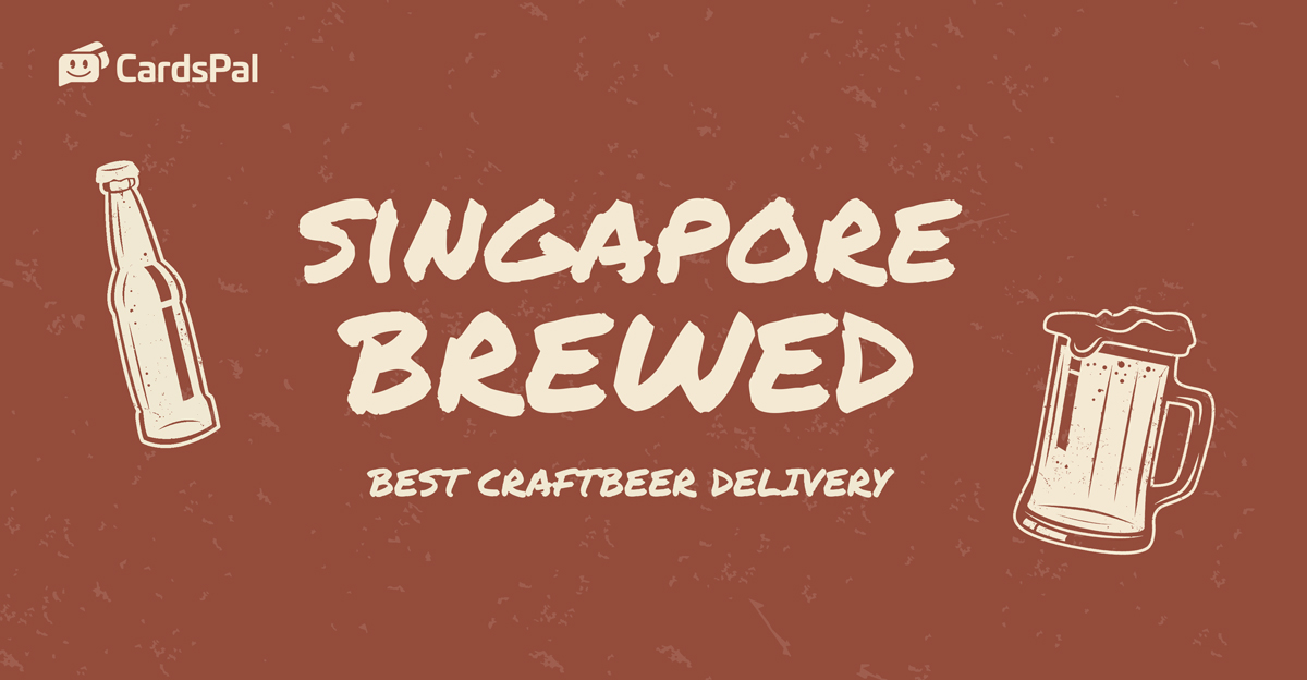 The Best Craft Beer Delivery from Singaporean Labels