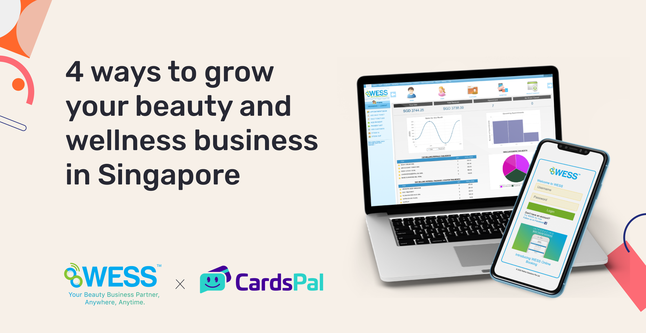 4 Ways to grow your beauty and wellness business in Singapore