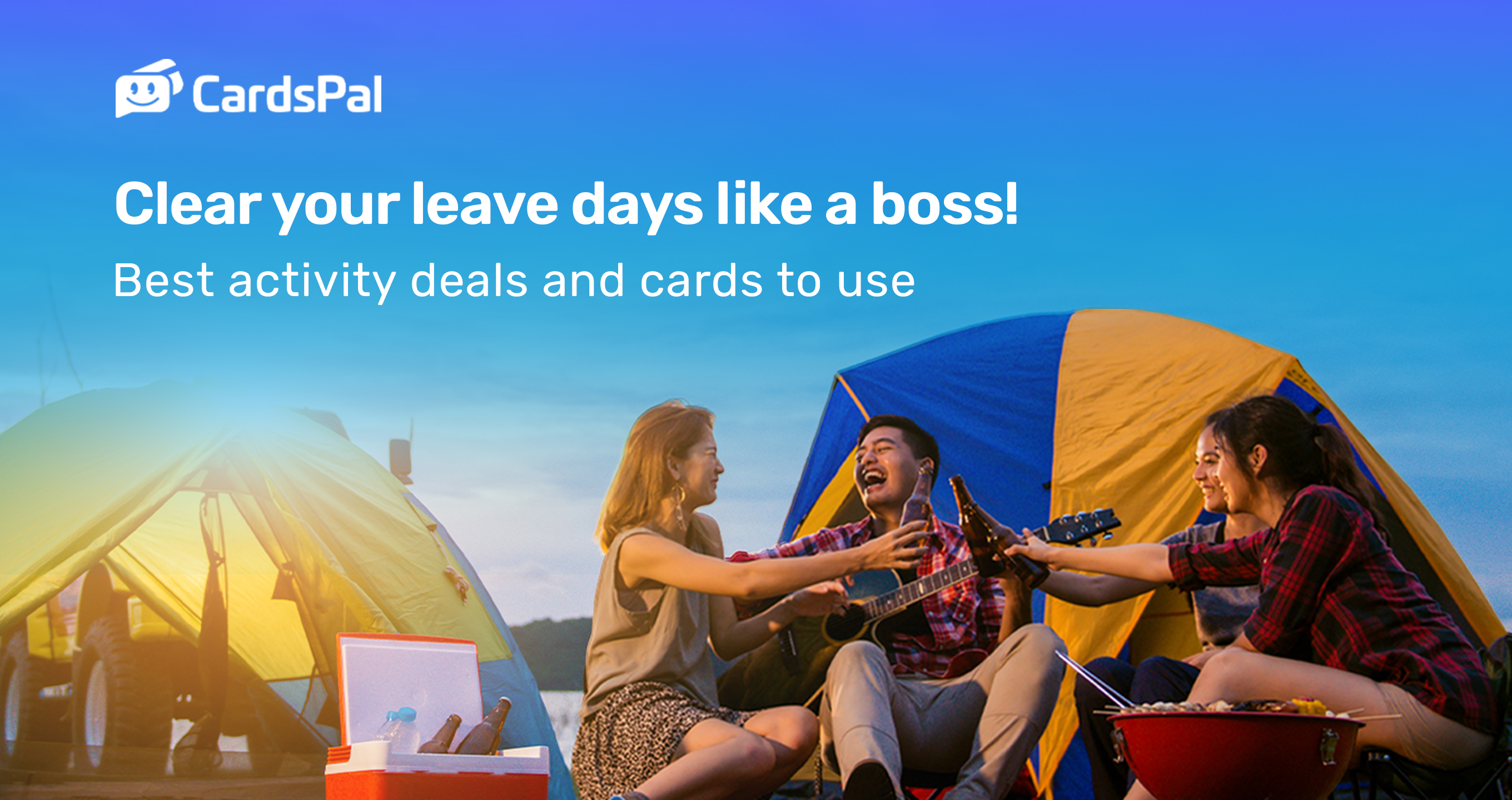 Clearing your annual leave? 8 fun activities to try during the year-end season (plus best credit cards to use!)